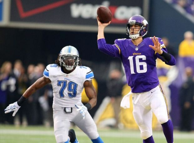 Cassel and the offense couldn't get much going, but they didn't need to.