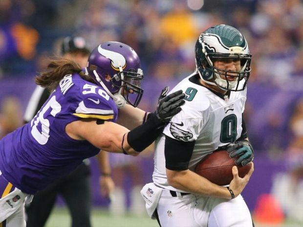 Brian Robison's hair should fight Cordarelle Patterson's hair. vikings.com